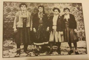 Φωτογραφία αρχείου από το τοπικό έθιμο «Λαγκατζάρια»